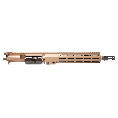 "Geissele Super Duty Upper Reciever Group 11.5"" DDC 5.56mm with closed tine flash hider"