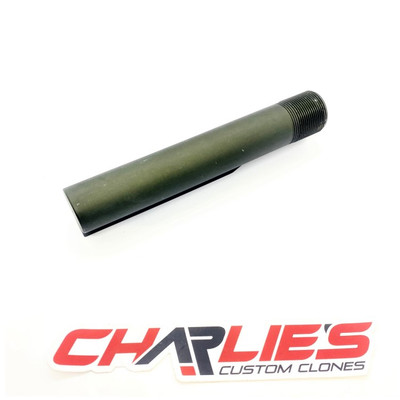 COLT 4 position M4 OD Green forged carbine buffer tube, new take-off, med grade