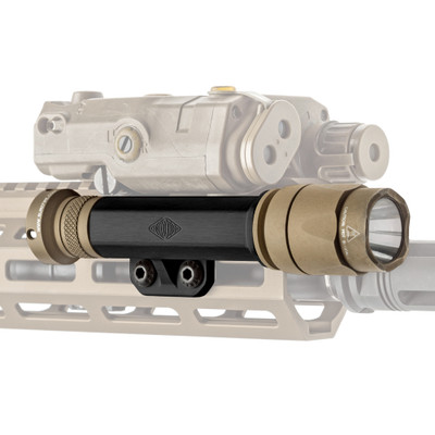 Reptilia Torch Light Mount Body for Scout M600 and Modlite MLOK - Black Right Side
