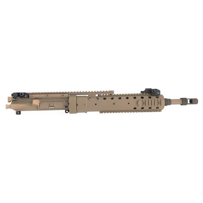 "Mk12 Mod H Holland PRI Precision Reflex Upper Receiver Group (URG) 16"" in FDE"