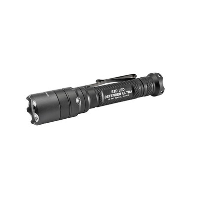 Surefire E2D Defender Ultra Tactical Flash Light - dual output 1,000 Lumen LED