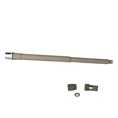 """Mk12 Holland 16"""" barrel kit for Mod H in FDE"""
