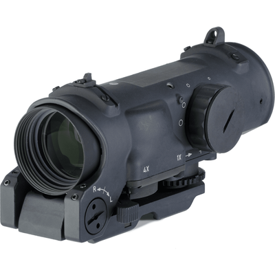 Elcan SpecterDR 1x/4x for 5.56 and 7.62 NATO