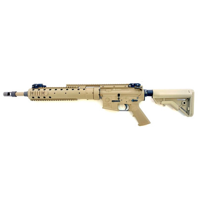 "Mk12 Mod H 16"" Holland FDE rifle from PRI - Precision Reflex"
