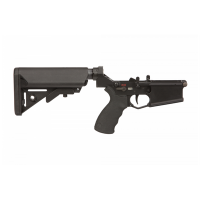 LMT MARS-H Lower Receiver 7.62 mm, complete