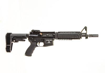 Mk18 Mod 0 LMT Custom CQBR Pistol Kit