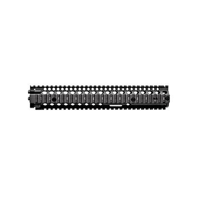 Daniel Defense M4A1 straight RIS rail - Block 2 SOCOM, Black
