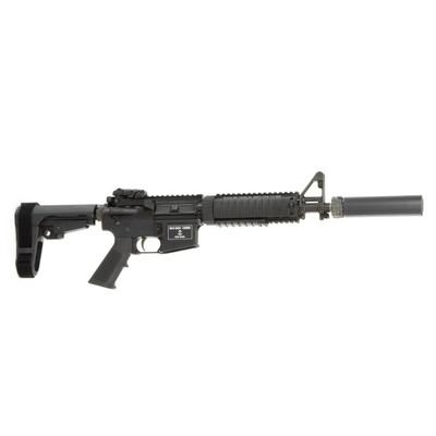 Mk18 Mod 0 Colt Custom CQBR Pistol Kit with Surefire faux suppressor
