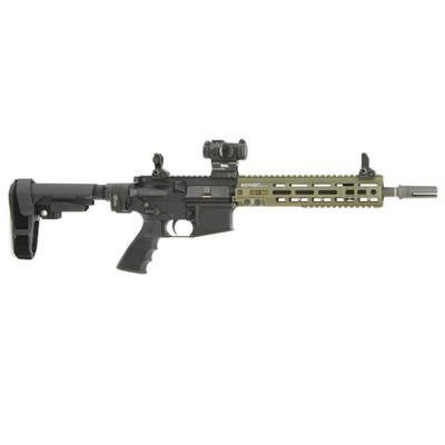 "FBI ""HRT type"" folding 11.5"" Pistol"