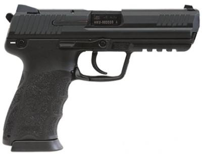 """Heckler & Koch - HK45 (V1) .45 ACP Pistol, 4.5"""" Barrel, Manual Safety Night Sights"""