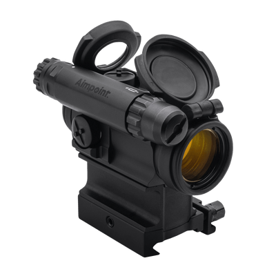 Aimpoint CompM5 2MOA Red Dot Sight, LRP mount, 39mm spacer