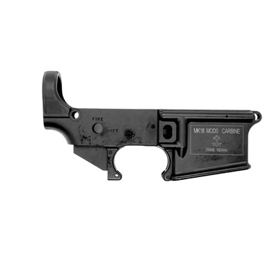 Colt Mk18 Mod 0 stripped m4 lower receiver - LE serial number