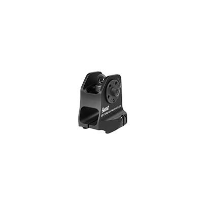 Daniel Defense Fixed Rear Sight A1.5 Black Mil-Spec
