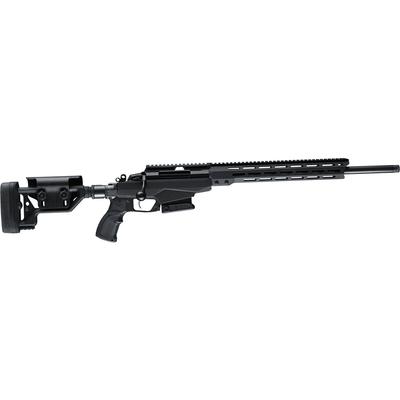 "Tikka T3X TAC A-1 Tactical Precision Rifle 6.5 CM 24"" Black"