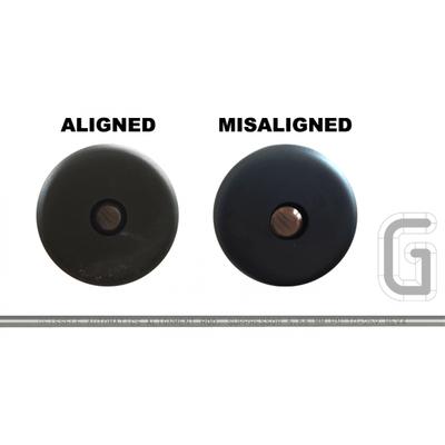 Suppressor Barrel Alignment Gauge (Rod) from Geissele and Surefire