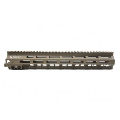 "Geissele Super Modular Rail Mk8 M-LOK DDC 13"""