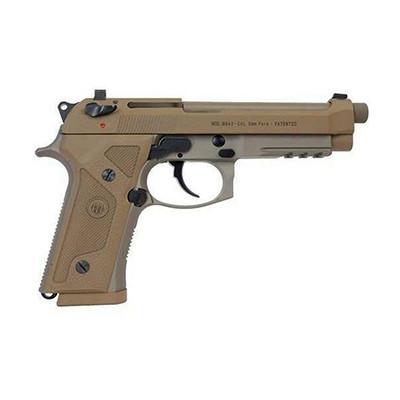 """Beretta M9A3 Tactical 9mm Pistol in FDE, type """"G"""""""