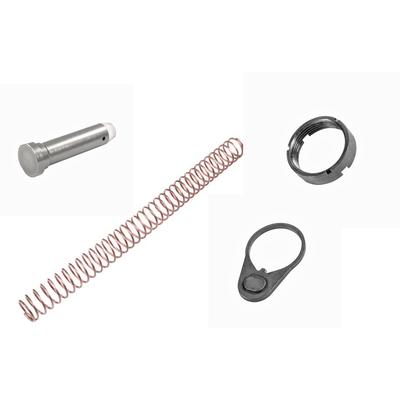 Carbine mil-spec buffer / extension kit