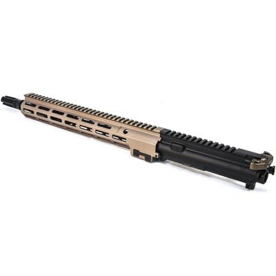 M4A1 Geissele Upper Receiver Group, USASOC URG-I, CLONE CORRECT, pinned flash hider