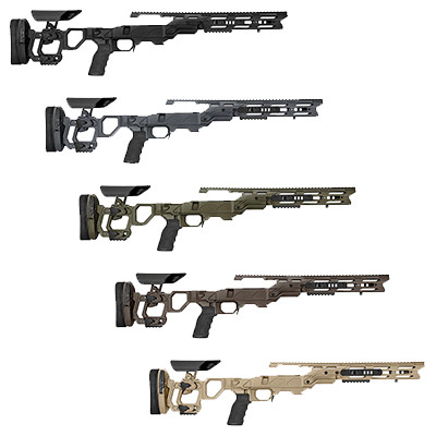 Cadex Field Tactical Chassis - Short Action