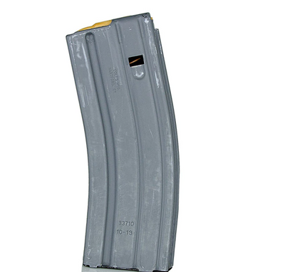 Colt USGI 30 round magazine for AR15, M4, M16, NOS w/yellow follower