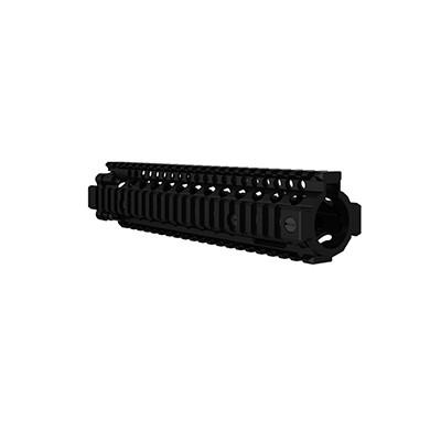 Daniel Defense Mk18 RIS rail, Black