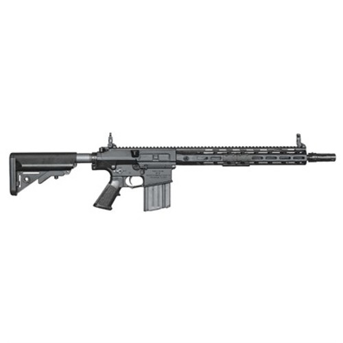 "Knights Armament (KAC) SR-25 E2 CC MLOK 16"" in BLK (KAC0318930)"