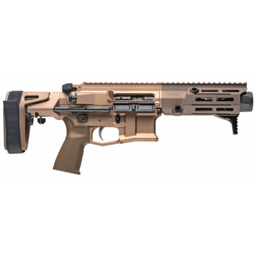 Maxum Defense .300BLK Tactical Pistol PDW in FDE