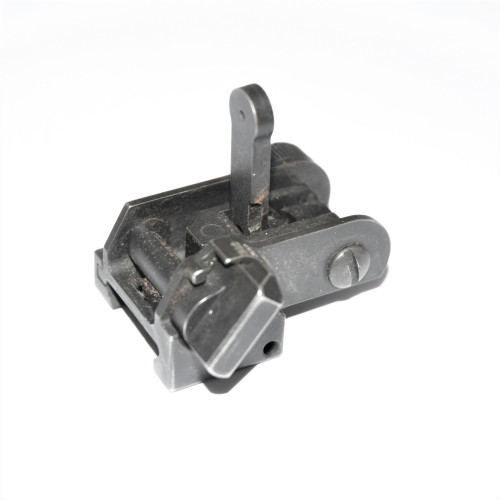 Matech rear BUIS USGI sight up to 600m - used / worn