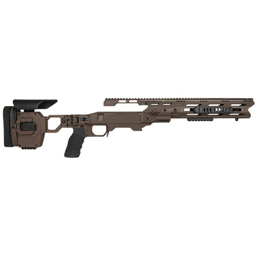 "Cadex Dual Strike Chassis for Stiller .408 cal CheyTac 1.60"" bolt face"