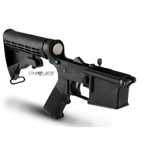 Colt M4 lower receiver, complete 2018 production