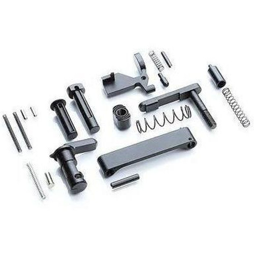 Mil spec M4 / AR15 lower parts kit (LPK), less grip and fire control