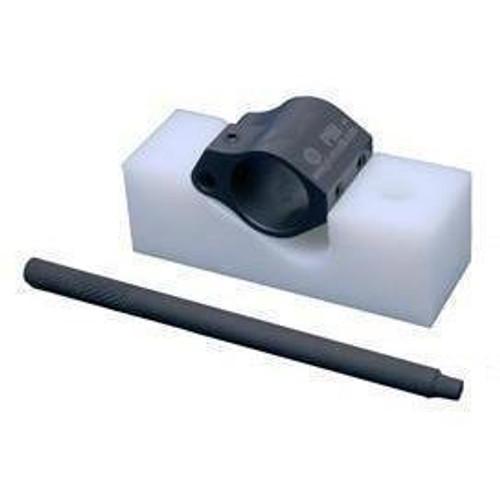 PRI Gas Block Fixture With Roll Pin Starter