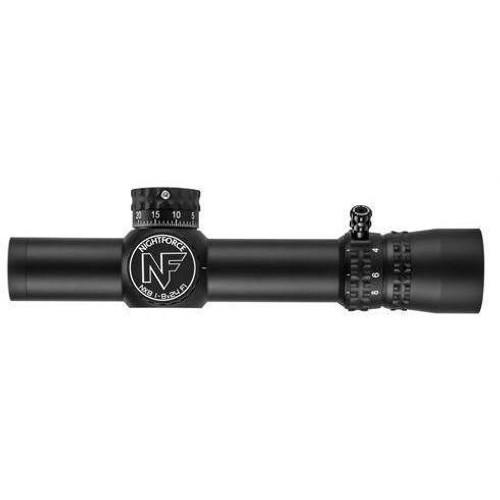 Nightforce NX8 1-8x24mm F1 MOA C600