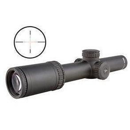 Trijicon Accupower 1-4x24 Mil-sq Red