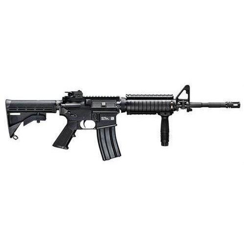 "FN M4A1 SOCOM rifle 16"" with left side UID sticker"