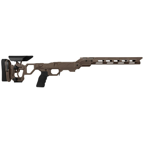 Cadex Field Competition Chassis w/ Skeleton Stock for Surgeon and Remington 700 Actions