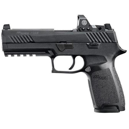 Sig Sauer P320 RX Pistol with Reflex Optic