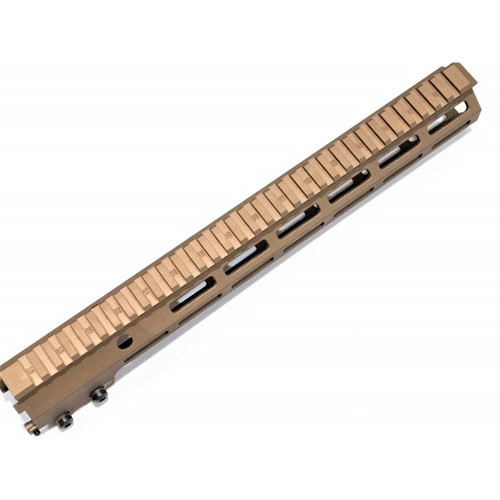 Geissele Mk16 rail for the USASOC M4A1 URGi