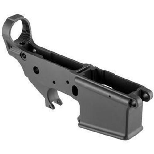 Nodak M16 Retro Lower Receiver XM16E1, stripped dull gray anodized finish