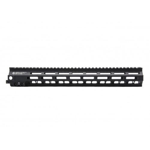 "Geissele Super Modular Rail MK8 M-LOK Black 15"" - Blem"