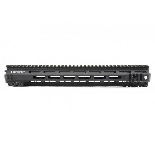 "Geissele Super Modular Rail MK4 M-LOK Black 15"" - Blem"