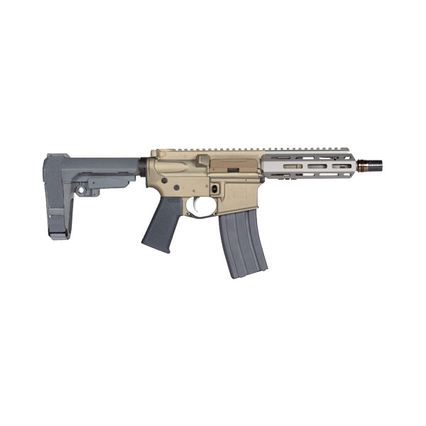 Sugar Weasel PDW Pistol from Q