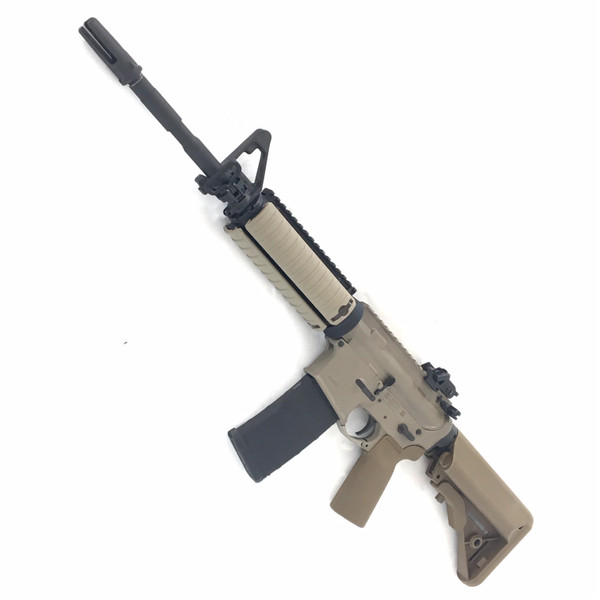 Colt 2019 SOCOM FDE Rifle with SOPMOD stock