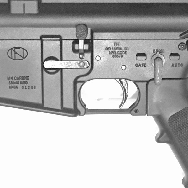 """FN M4A1 SOCOM rifle 16"""" with right side rollmark"""