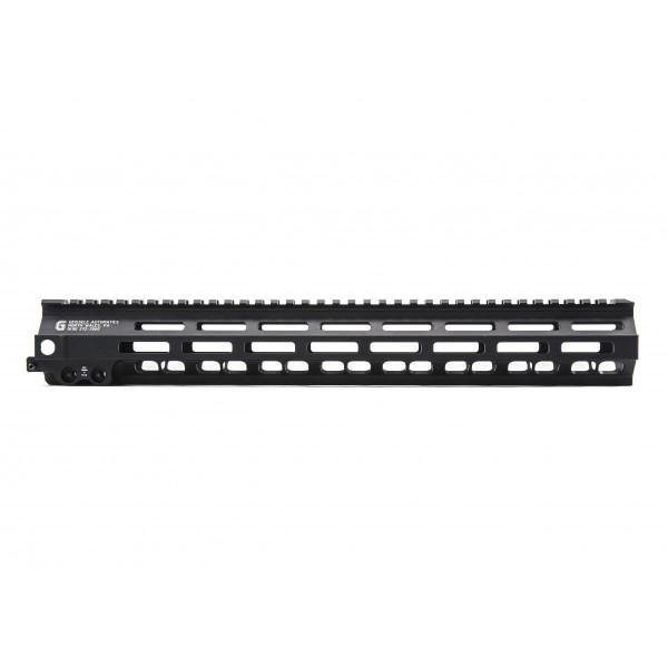 "Geissele Super Modular Rail MK8 M-LOK Black 15"" - open box"