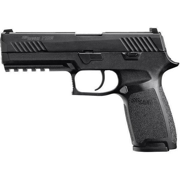 Sig Sauer P320 full size Nitron black pistol w/ night sights- factory refurbished