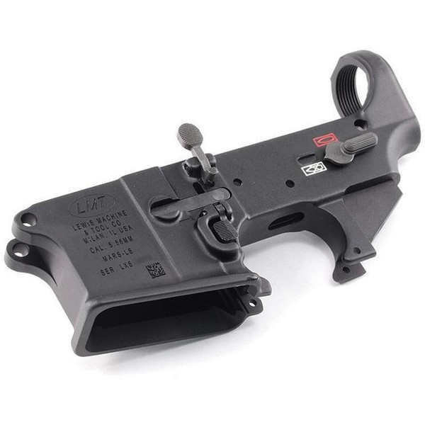 LMT MARS-L 5 56mm stripped lower receiver