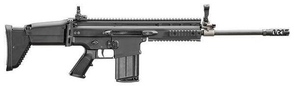 FN Scar 17s black