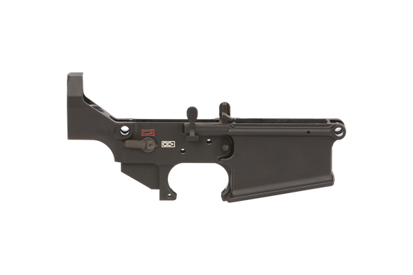 LMT MARS-H 7.62 lower receiver, stripped